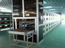 led生产线具有传动反应快的特点