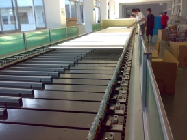 led生产线设备的布置设计原则