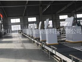 led组装线的安装位置包括不同组装生产线的相互关系