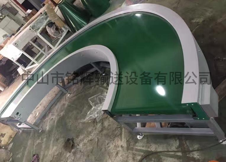 上海弧形转弯机