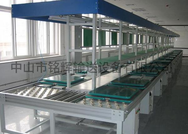 上海无动力生产线