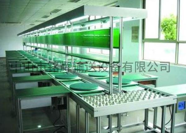 上海无动力工业生产线