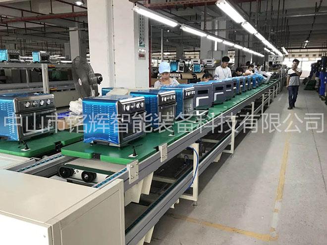 上海微波炉生产线系列