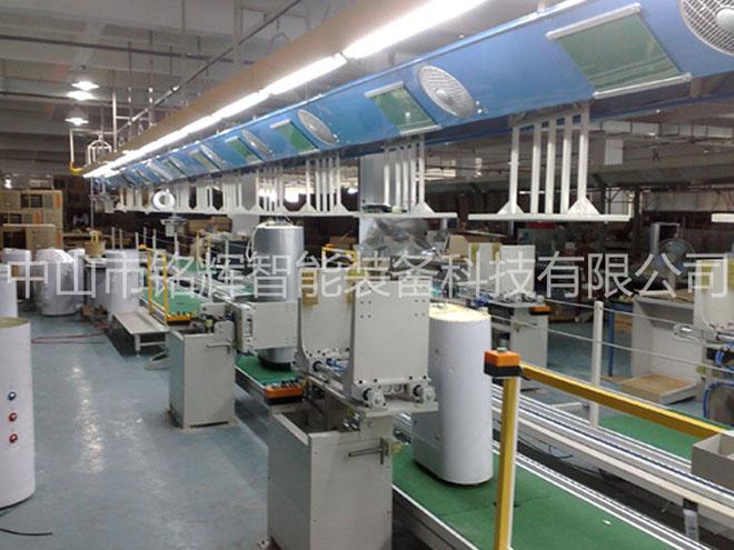 古镇热水器生产线系列