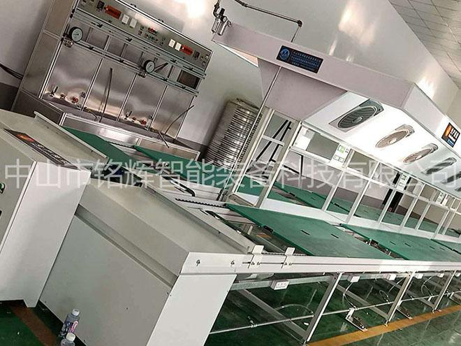 上海热水器生产线系列